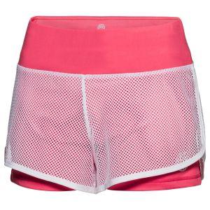 Bidi Badu Efia Tech 2 in 1 Women's Shorts 001115-WHCO