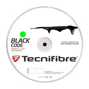 Tecnifibre Black Code Lime (12m)-1.24mm-pleksimo 04RBLLI124-17