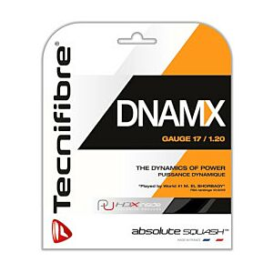Tecnifibre Dynamax Squash String (12m)-1.20mm 06GDNAM120