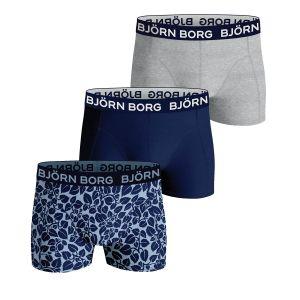 Bjorn Borg Core Boy's Boxer x 3 3201-10000122-MP001