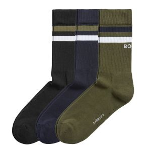 Bjorn Borg Core Crew Men's Socks x 3 3201-10000335-MP001