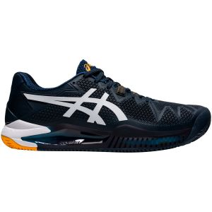 Asics Gel Resolution 8 Clay Men's Tennis Shoes 1041A076-403