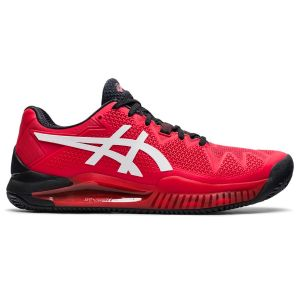 Asics Gel Resolution 8 Clay Men's Tennis Shoes 1041A076-601