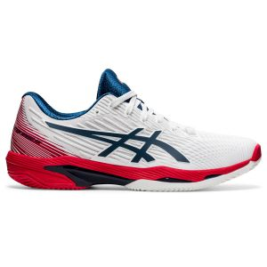 Asics Solution Speed FF 2.0 Clay Men's Tennis Shoes