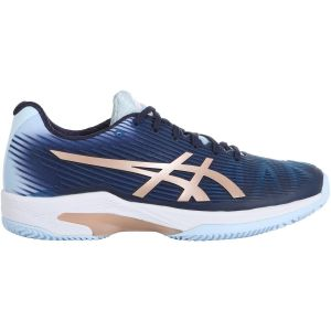 Asics Gel Solution Speed FF Clay Women's Tennis Shoes 1042A003-413