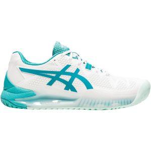 Asics Gel Resolution 8 Women's Tennis Shoes 1042A072-106