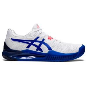 Asics Gel Resolution 8 Women's Tennis Shoes 1042A072-107