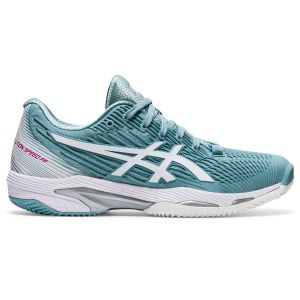 Asics Solution Speed FF 2.0 Clay Women's Tennis Shoes 1042A134-400