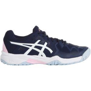 Asics Gel Resolution 8 Junior Tennis Shoes (GS) 1044A018-401