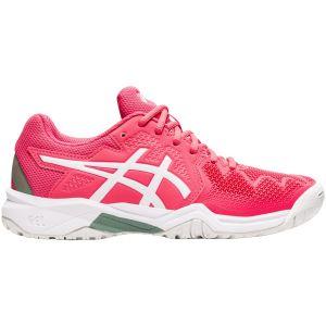Asics Gel Resolution 8 Junior Tennis Shoes (GS) 1044A018-702