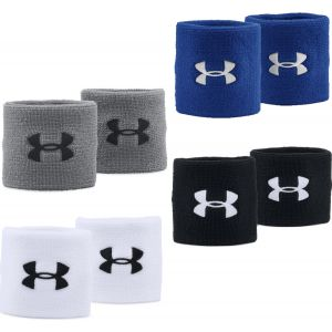 """Under Armour 3"""" Performance Wristbands - set of 2 1276991"""