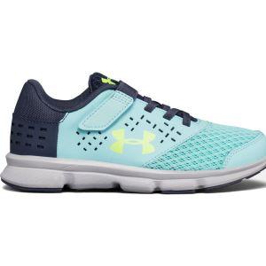 Under Armour Rave Alternative Closure Girls' Running Shoes 1285701-942