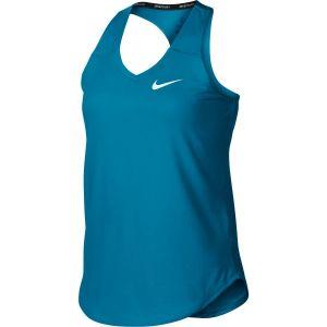 NikeCourt Pure Girls' Tennis Tank AO2951-430