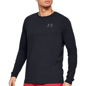 Under Armour Sportstyle Left Chest Long Sleeve Men's Top 1329585-001