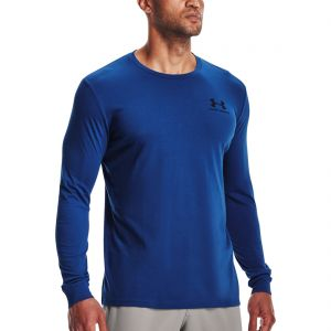 Under Armour Sportstyle Left Chest Long Sleeve Men's Top 1329585-432