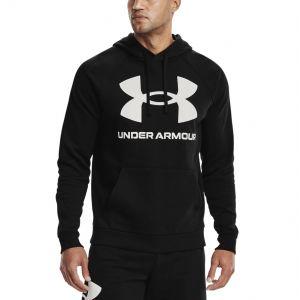 Under Armour Rival Fleece Big Logo Men's Hoodie 1357093-001