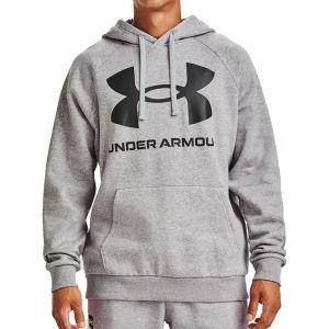 Under Armour Rival Fleece Big Logo Men's Hoodie 1357093-011