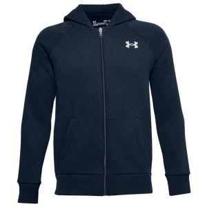 Under Armour Rival Cotton FZ Fleece Boy's Jacket 1357613-408