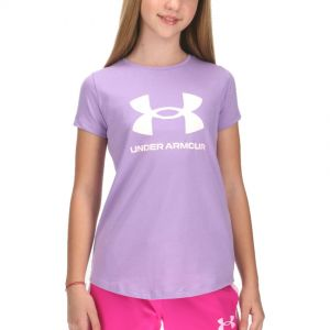 Under Armour Live Sportstyle Graphic SS Girls' T-Shirt 1361182-576