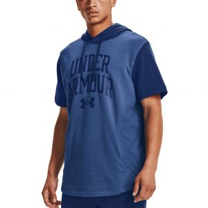 Under Armour Rival Terry Clrblk SS Men's Sweater 1361448-561