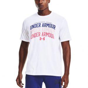 Under Armour Multi Color Collegiate SS Men's T-Shirt 1361671-100