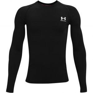 Under Armour HeatGear Boys' Long Sleeve Shirt 1361731-001