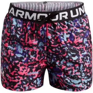 Under Armour Play Up Printed Girls' Shorts 1363371-007