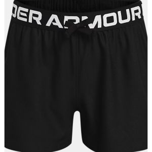 Under Armour Play Up Solid Girls' Shorts  1363372-001