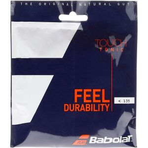 Babolat Touch Tonic Natural Gut Tennis String (12m, 1.35mm) 201032-128