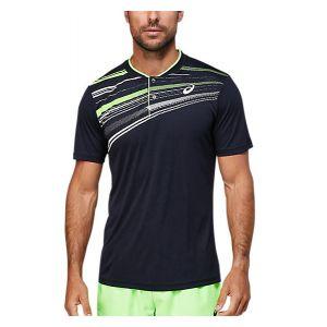 Asics Court Graphic Men's Tennis Polo Shirt 2041A171-001
