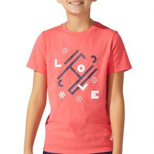 Asics Girls' Tennis T-Shirt 2044A022-701
