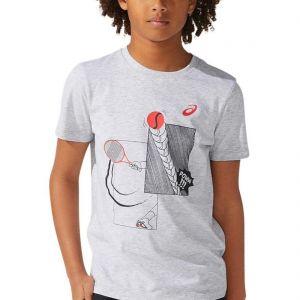 Asics Boys' Tennis T-Shirt  2044A023-021