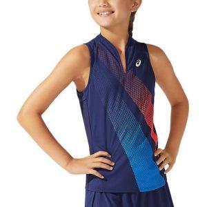 Asics Graphic Girls' Tennis Tank 2044A026-400