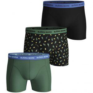 Bjorn Borg Lemonsplash 3-Pack Men's Boxer 2111-1158-90651