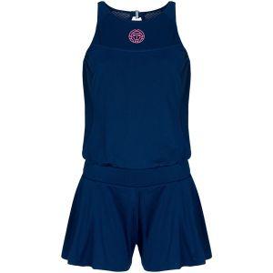Bidi Badu Rae Tech Girl's Jumpsuit (2 in 1) G208003191-DBLPK