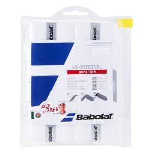 Babolat VS Grip Original Tennis Overgrips x 12 654010