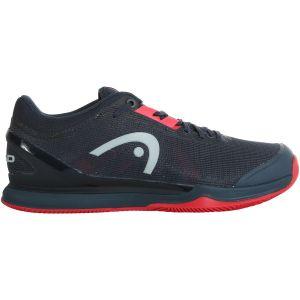 Head Sprint Pro 3.0 Clay Men's Tennis Shoes 273010