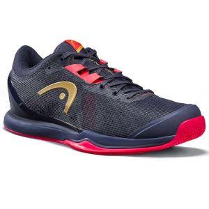 Head Sprint Pro 3.0 Clay Women's Tennis Shoes 274010