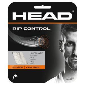 Head Rip Control Tennis String (1.30mm, 12m) 281099-WH
