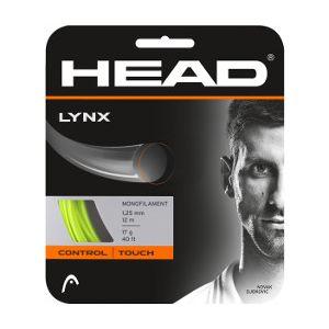 Head Lynx Tennis String 12m 281784-YE