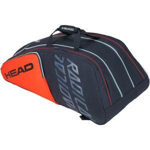 Head Radical 12R Monstercombi Tennis Bags (2020) 283080-ORGR