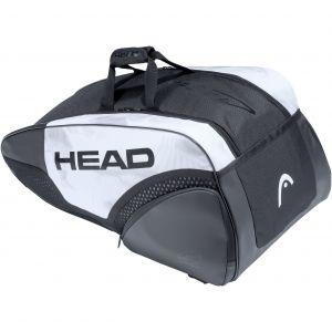 Head Djokovic 6R Combi Tennis Bags (2021) 283121-WHBK