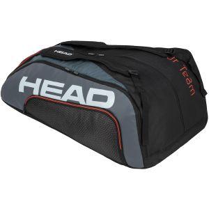 Head Tour Team 12R Monstercombi Tennis Bags (2020) 283130-BKGR