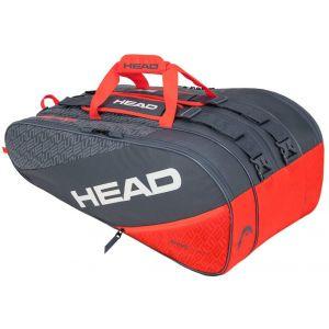 Head Elite 12R Monstercombi Tennis Bag 283530-GROR