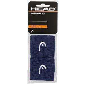 "Head Tennis Wristbands 2.5"" x 2 285050-NV"