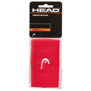 "Head Tennis Wristbands 5"" x 2 285070-RD"