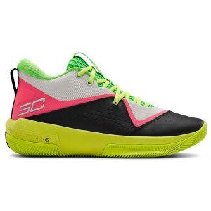 Under Armour SC 3Zero IV Men's Basketball Shoes 3023917-102