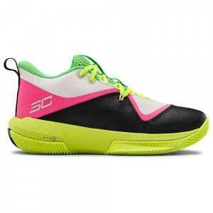 Under Armour SC 3ZER0 III Junior Basketball Shoes 3023918-102