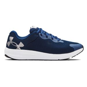 Under Armour Men's Charged Pursuit 2 Big Logo Running Shoes 3024138-401