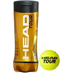 Head Tour Tennis Balls x 3 570703